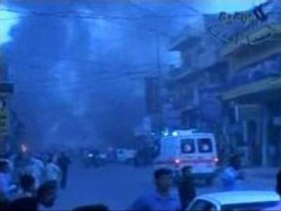 Blast at Shi'ite shrine kills 58