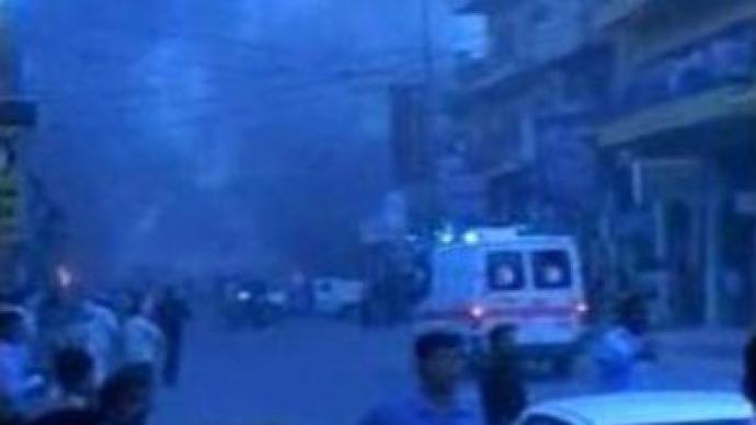 Blast at Shi'ite shrine kills 58