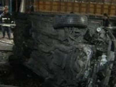 Blast in Lebanon kills one and injures three