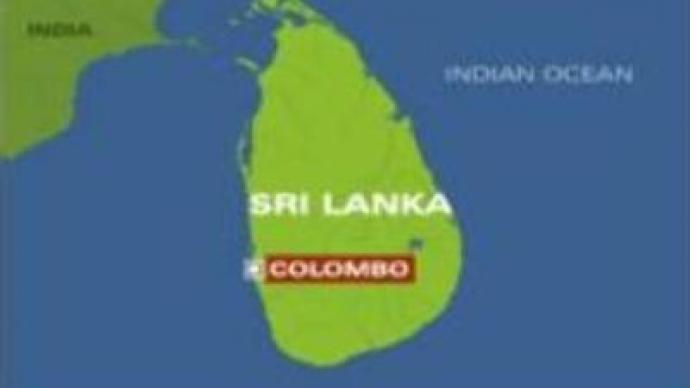 Blast in Sri Lankan International airport claims 3