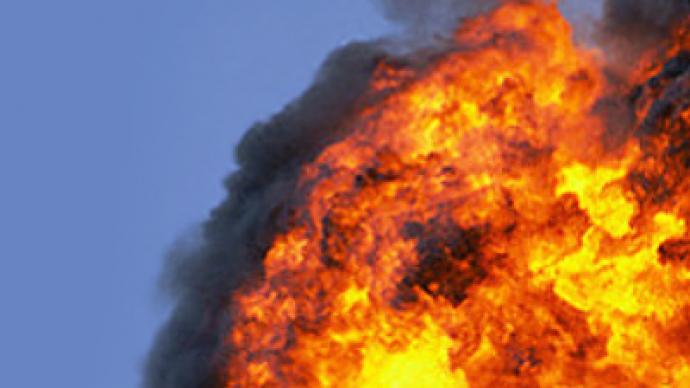 Blast kills five in Ingushetia