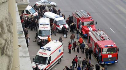 Belarus mourns victims of metro blast