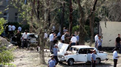 Blast kills three in Abkhazia