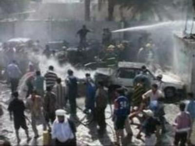 Blasts claim at least another 10 dead in Iraq