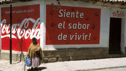 Fizzy tizzy: Bolivia walks back talk of Coca-Cola ban