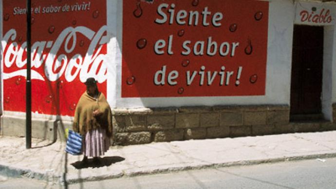 'End of capitalism': Bolivia to expel Coca-Cola in wake of 2012 Mayan 'apocalypse'