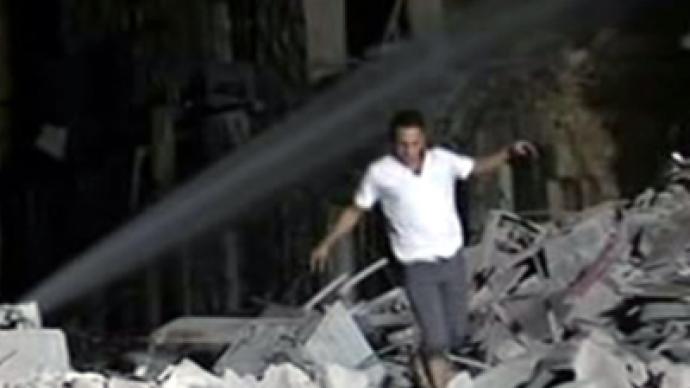 Bomb targets Assad forces, 27 killed (PHOTOS)