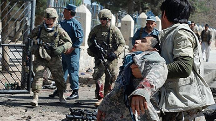 At least 41 dead in Afghan suicide attack during Eid prayers