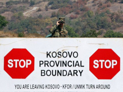 'Kosovo plays NATO off against Serbia'