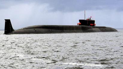 Finally flying colors: Yury Dolgoruky nuclear sub joins Russian Navy