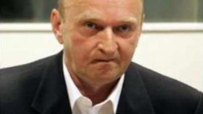 Bosnian Serb war criminal dies in jail