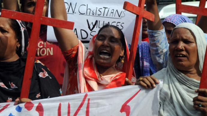 Pakistani Christian boy tortured, mutilated, burnt