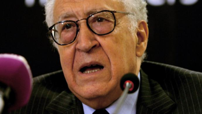 Veteran diplomat Brahimi confirmed to replace Annan as UN's Syria mediator