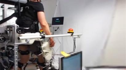 US Navy tests power-free industrial exoskeletons