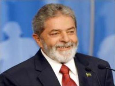 Brazilian president sworn in for second term