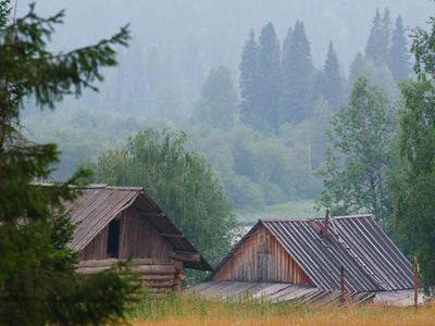 Brazilian in Siberia – seeing is Old Believing