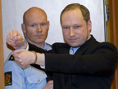 40,000 protest Breivik crime with song he hates (VIDEO, PHOTOS)