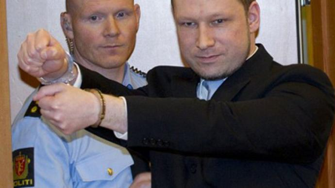"Killer argument? Norwegian terrorist Breivik to claim ""self-defense"" at trial"