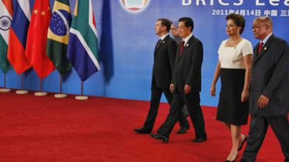 BRICS summit pushes for IMF reform