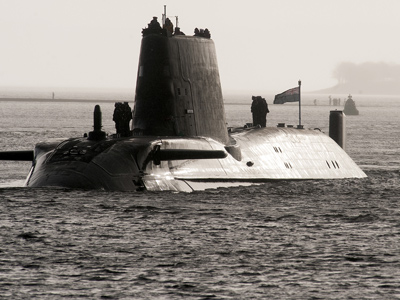 Not so Astute: Britain's new submarine flawed