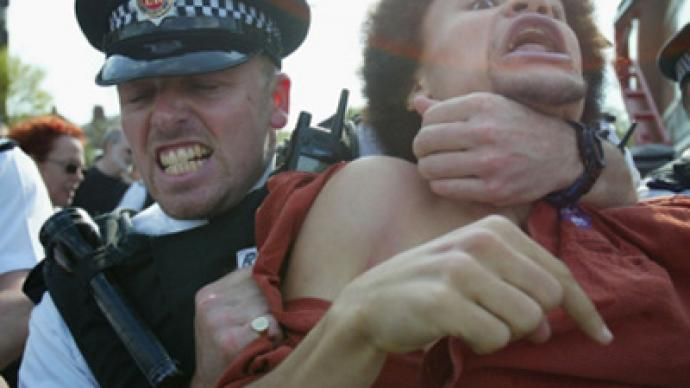 Deaths in British custody spark outrage over police brutality