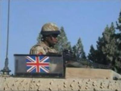 Britain to send further 1,400 troops to Southern Afghanistan