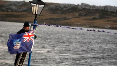 Argentina cries foul on Falklands oil drilling, threatens 15-year sentences