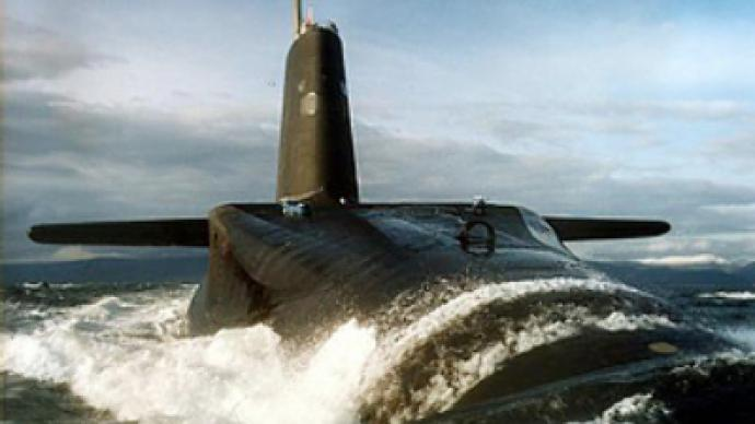British and French submarines take after satellites