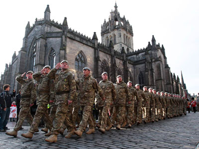 British army to lose over 15% of manpower as number of fat cats in civil service rises