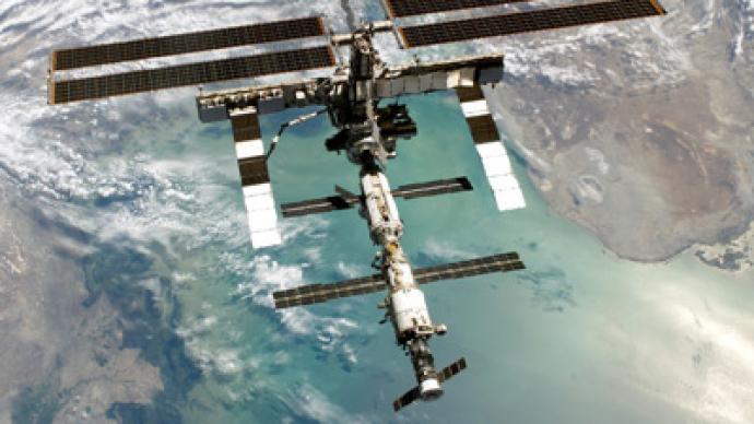 Field of rocket wreckage discovered in low Earth orbit near ISS