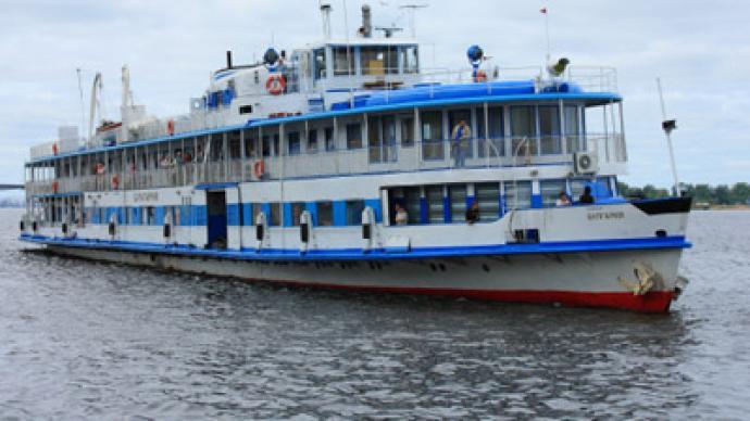 Doomed Volga cruiser sailed with crippled engine – staff