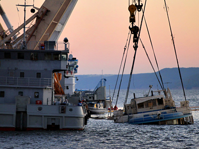Death toll from Bulgaria shipwreck rises to 122