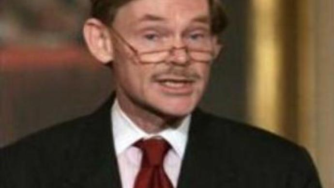 Bush chooses Zoellick to head World Bank