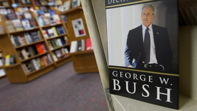 Bush is working his way back into power - author