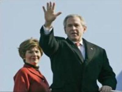 Bush tour of Latin America drawing to end