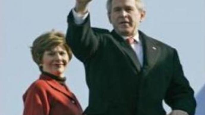 Bush tour of Latin America drawing to end