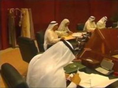 Cabinet resigns in Kuwait