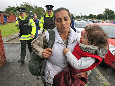 Parental passport: foreign criminals have kids to stay in UK