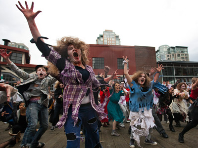 'Canada will remain zombie-free' – Canadian FM