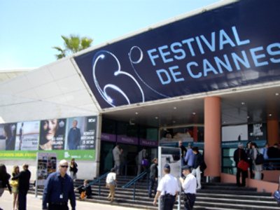 Massive attack hits Cannes
