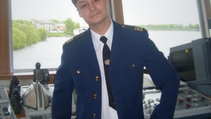Guardian angel captain a hero of Volga disaster
