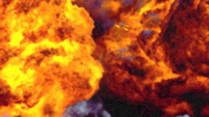 Car blast in Sochi - no-one injured