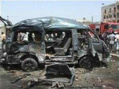 Car blast kills 30 in Baghdad