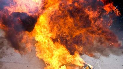 Fire kills 16 in Ukrainian retirement home