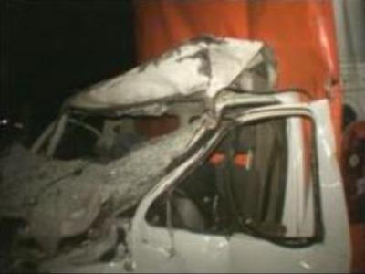 Car crash in North Caucasus claims 13 lives