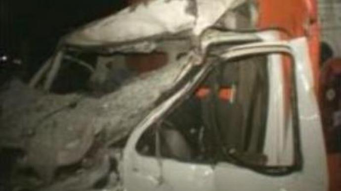 Car crash in North Caucasus claims 13 lives