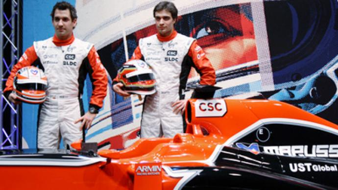 Russian sports car gears up for F1