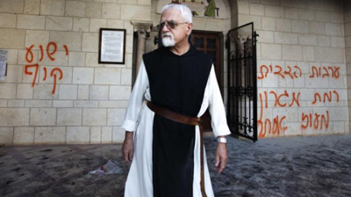 Catholics call for Israeli hate-crime crackdown