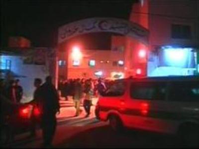 Ceasefire fragile in Gaza