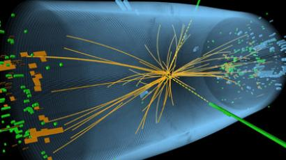 'God particle' confirmed: CERN says data 'strongly indicates' Higgs boson found